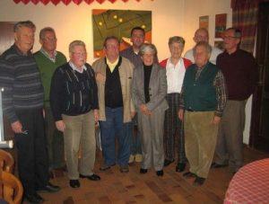 Chronik TCL - 2010 - 1. Treffen der Vorstände und des Ältestenrat