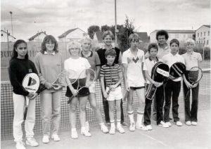 Chronik TCL Jugendclubmeisterschaft 1983