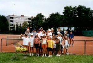 Chronik TCL Jugendtraining 2000