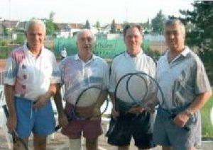 Chronik TCL - Senioren-Tennis 2002