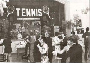 Chronik TCL TennisBall 1979