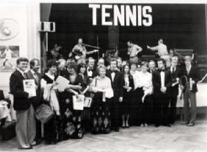 Chronik TCL TennisBall 1980