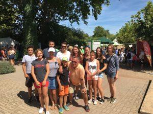 Jugend besucht deutschen Meister