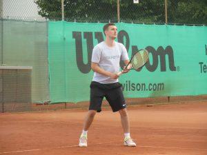 Patrick Eiermann - Neue Clubmeister 2018