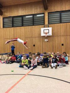 Fit und Ball Nikolausspringen 2018