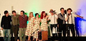 TCL im Capitol - Auftritt der Selbsthilfegruppe und den Rosevalley Sisters