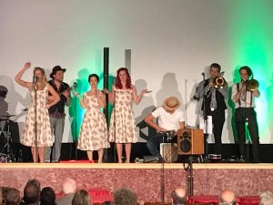 TCL im Capitol - Auftritt den Rosevalley Sisters