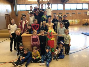 Fit und Ball Fasching 2019