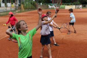 Wieder Spaß bei den Tenniscamps mit Cheftrainer Mario Kusic