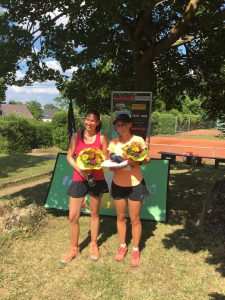 Raluca Krämer Rheinland-Pfalz Meisterin 2019