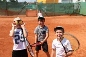 Noch freie Plätze für Tenniscamp 2019