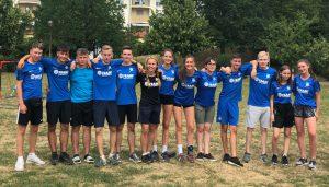 TCL Trainer Gruppenbild 2019