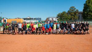 TCL Fussballtennis 2019 Gruppenfoto