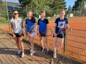 U15 Mädchen TC Limburgerhof 2020