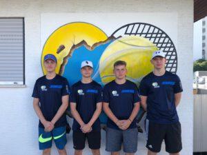 U18 Jungen TC Limburgerhof 2020