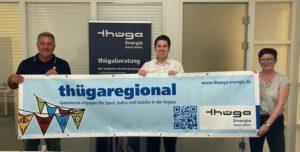 Thüga Energie GmbH - treuer Partner und Sponsor des Tennisclubs Limburgerhof e.V.
