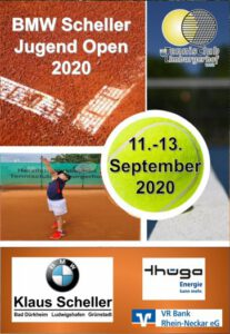 BMW Scheller Jugend Open 2020