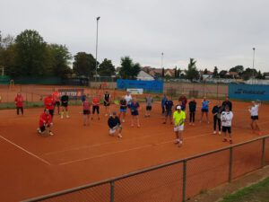 TCL Mixed-Turnier Tennistag