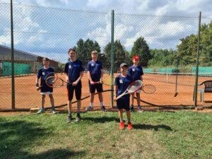 TCL U 12 Tennis Mannschaft