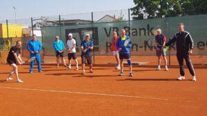TC Limburgerhof - Tennis fangt wieder an - 2021