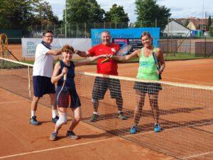 Mixed-Turnier mit Freunde